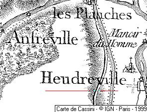 Domaine du Temple de Heudreville