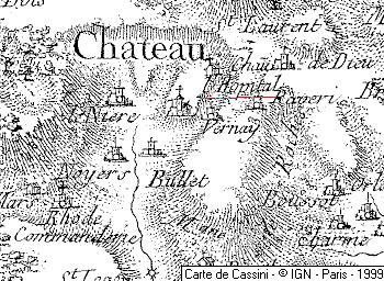 Domaine de l'Hôpital de Châteauneuf