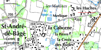 Domaine du Temple Les Huches