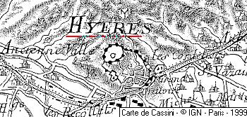Maison du Temple d'Hyères