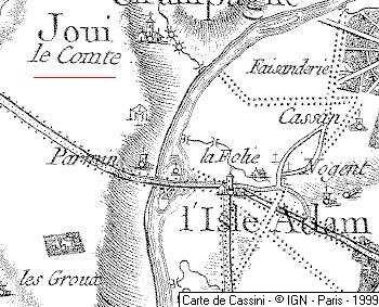 Domaine du Temple L'Isle-Adam
