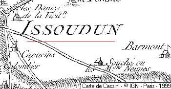 Domaine du Temple d'Issoudun