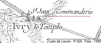 Domaine du Temple d'Ivry-le-Temple
