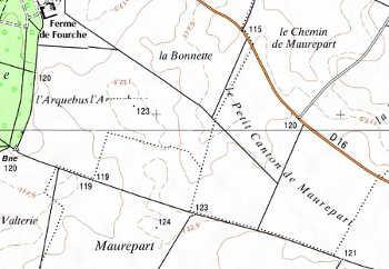 Domaine du Temple de Maurepart