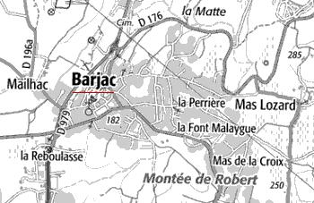 Domaine du Temple de Barjac