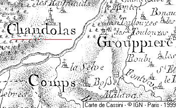 Domaine du Temple de Chandolas