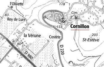 Domaine du Temple de Cornillon