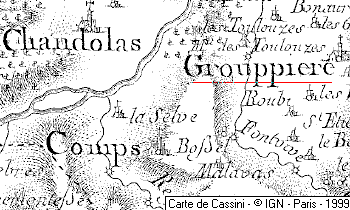 Domaine du Temple de Grospierres