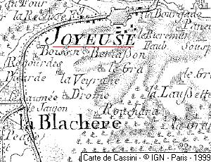 Domaine du Temple de Joyeuse