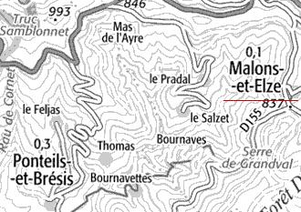 Domaine du Temple de Malons