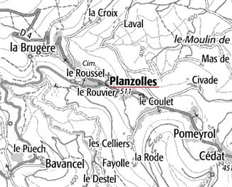 Domaine du Temple de Planzolles