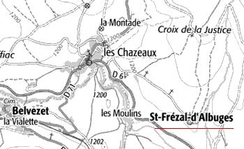 Domaine du Temple de Saint-Frézal-d'Albuges