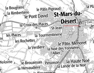 Domaine du Temple de Saint-Romain-le-Désert