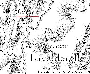Domaine du Temple de Sallelles