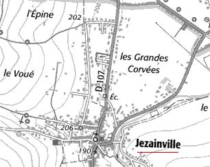 Maison du Temple de Jezainville