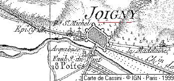 Maison du Temple de Joigny