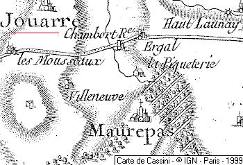 Domaine du Temple de Jouars-Pontchartrain