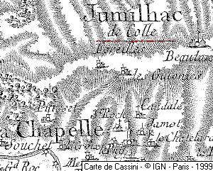 Domaine du Temple de Jumillac-le-Petit