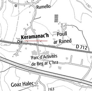 Hôpital de Keramanac'h