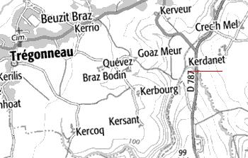 Domaine du Temple de Kerdanet