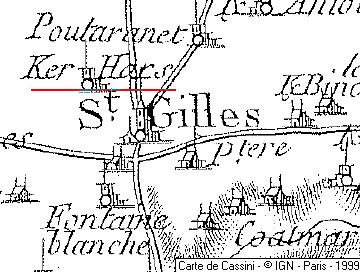 Domaine du Temple de Kerhénoret