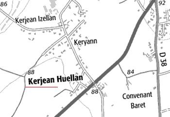 Domaine du Temple de Kerjean