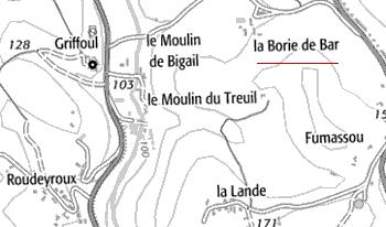 Domaine du Temple de La Borie de Bars