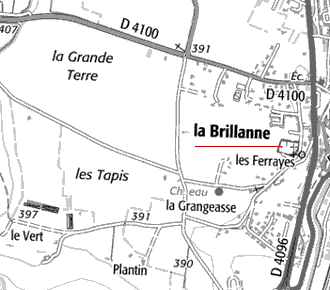 Domaine du Temple La Brillanne