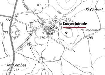 Maison du Temple de La Couvertoirade