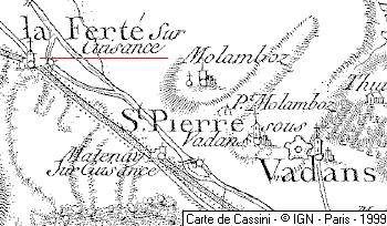 Domaine du Temple du La Ferté