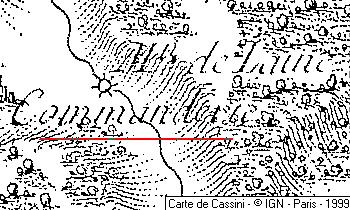 Domaine du Temple de La Laine