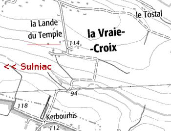 Le Temple de Sulniac