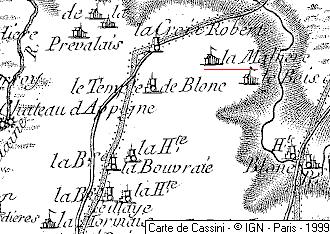 Domaine du Temple La Maltière