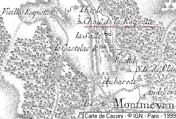 Domaine du Temple de La Roquette