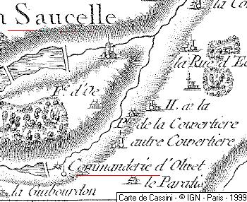 Domaine du Temple La Saucelle