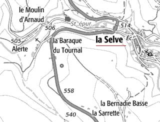 Maison du Temple de La Sèlve