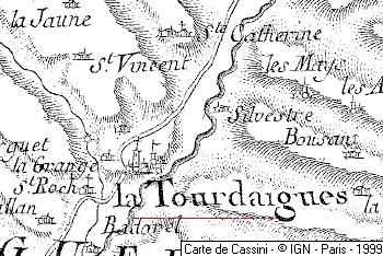 Domaine du Temple de Tour d'Aigues