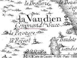 Commanderie de l'Ordre de Malte de La Vaudieu
