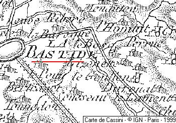 Maison du temple de Labastide d'Armagnac