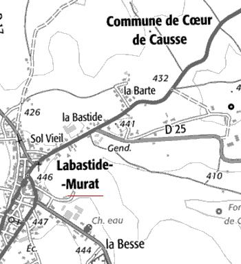 Domaine du Temple Labastide-Murat