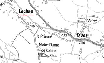Domaine du Temple de Lachau