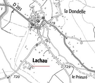 Maison du Temple de Lachau