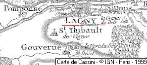 Maison du Temple de Lagny-sur-Marne
