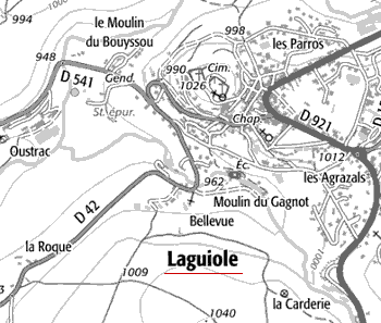 Maison du Temple de Laguiole