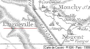 Maison du Temple de Laigneville