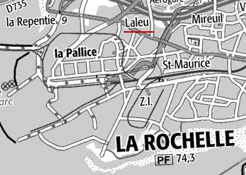 Domaine du Temple de Laleu