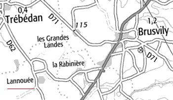 Domaine du Temple de Lannouée