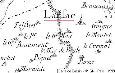 Domaine du Temple de Lansac