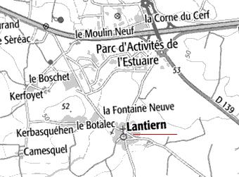 Maison du Temple de Lantiern