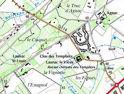Maison du Temple de Launac